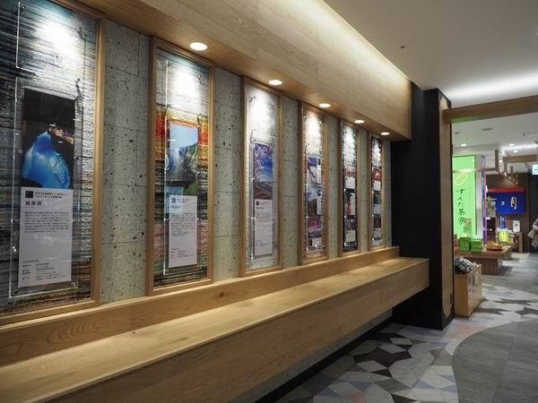 盛岡駅の待ち合わせ場所おすすめポスターの場所
