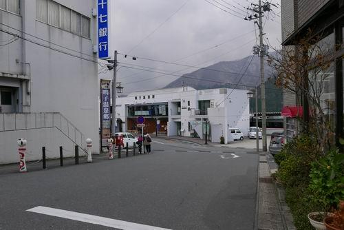 鳴子温泉駅風景