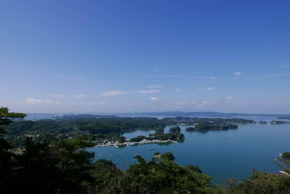 松島四大観の風景