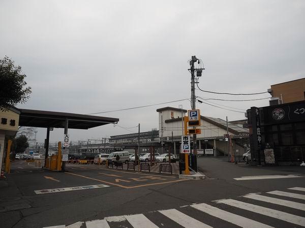 一ノ関駅西口市営駐車場