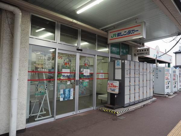 一ノ関駅JRレンタカーの場所