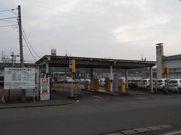 一ノ関駅西口南駐車場