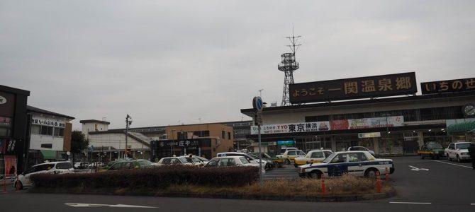 一ノ関駅の全景写真