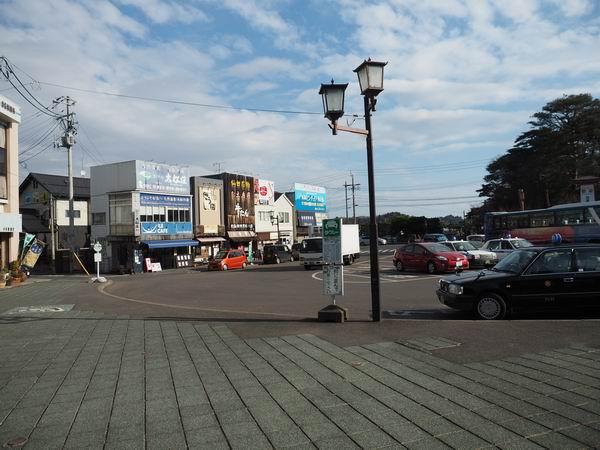 松島海岸駅の周辺風景