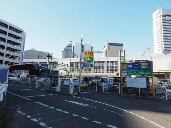 仙台駅駐車場おすすめのその3の場所