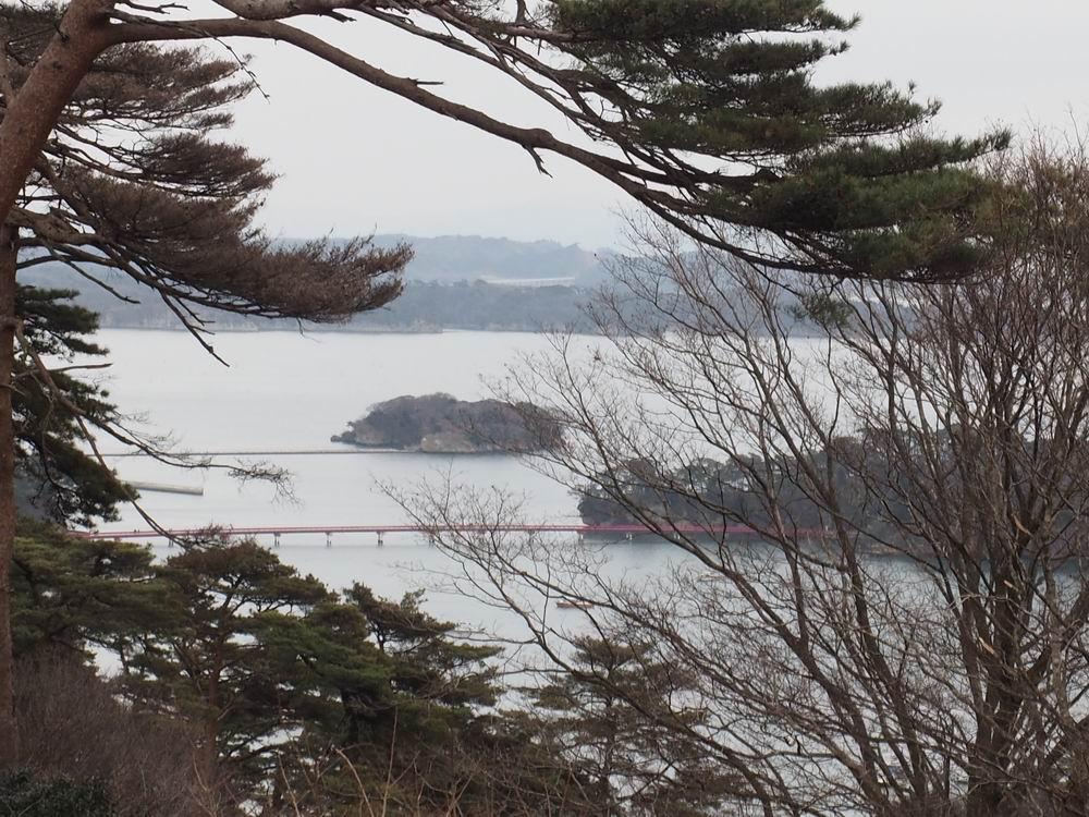 西行戻しの松公園の風景2