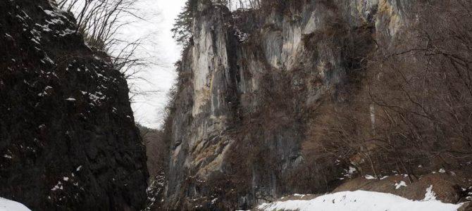 猊鼻渓の舟下り写真1
