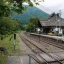 湯野上温泉駅の風景写真