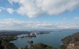 松島四大観大高森展望台の風景写真