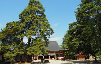 平泉毛越寺の風景写真