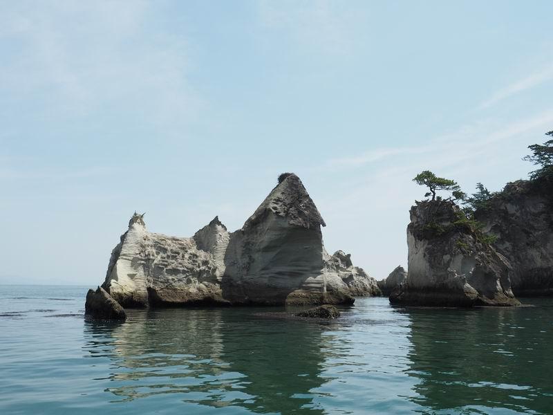 嵯峨渓遊覧船からの風景4
