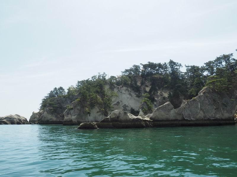 嵯峨渓遊覧船からの風景6