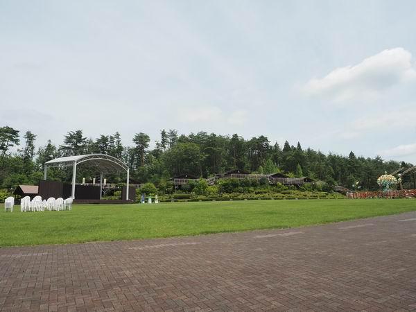 宮沢賢治童話村の全景写真