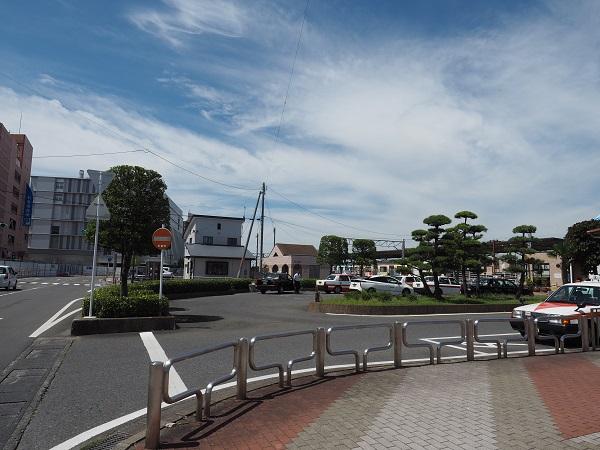 石巻駅のタクシー乗り場