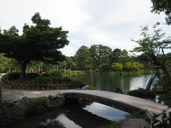 徽軫灯籠(ことじとうろう)の写真風景