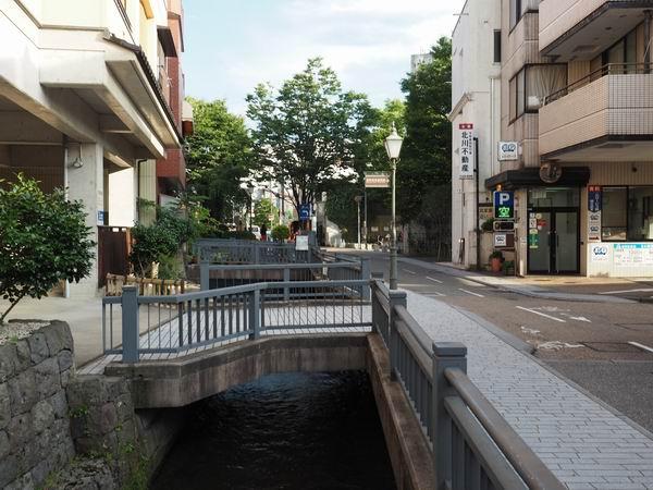 長町武家屋敷を行く途中の道中写真