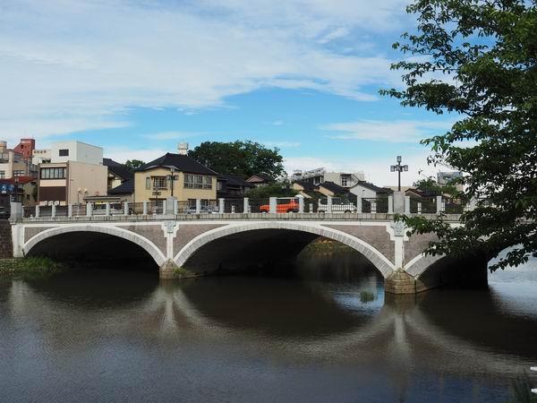 浅野川大橋の風景写真