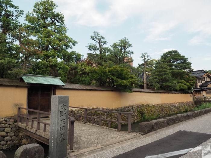 長町武家屋敷の風景写真