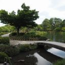金沢兼六園の風景写真