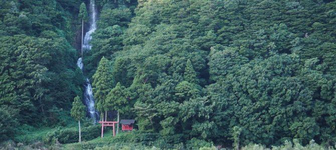 山形最上川の風景写真