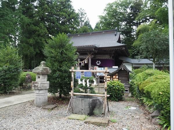 秋保神社の外観風景写真