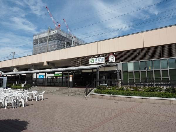 長町駅西口の全景風景写真