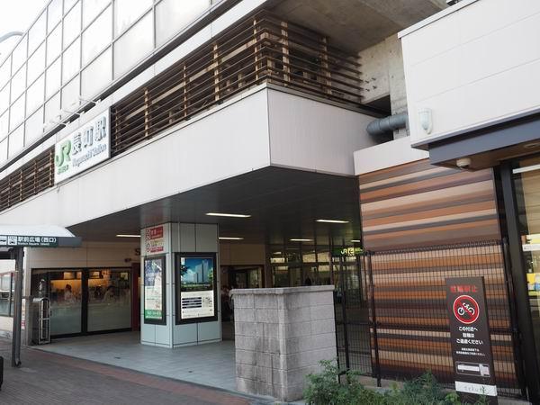 長町駅の正面の風景写真
