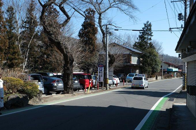 主婦の店さいち第一駐車場の風景写真