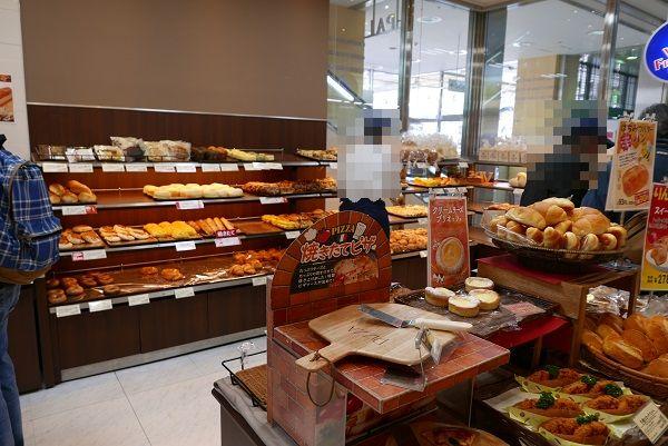福島駅東口の手作りパン屋さんおすすめのお店
