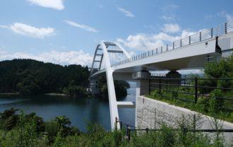 気仙沼大橋の写真