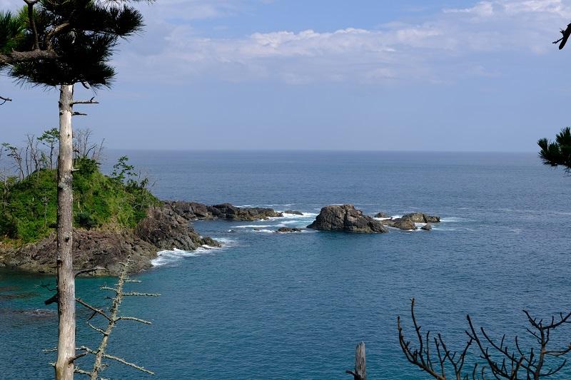 龍舞崎(たつまいざき)の景色の写真
